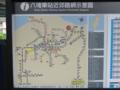鉄道地図@八堵駅