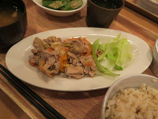 タニタ食堂の日替わり定食(2016/11/28), #2