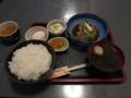 たらの煮付け定食, #1