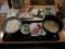 鯛の兜焼き定食・刺身付, #1