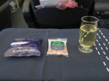 JL097便(ビジネスクラス) 機内食, #1