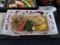 JL097便(ビジネスクラス) 機内食, #4
