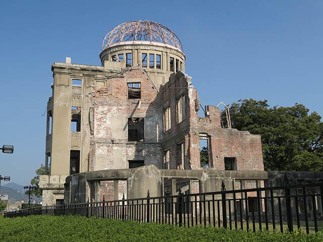 広島平和記念碑(原爆ドーム), #1