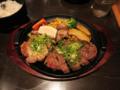 鉄板三元豚ステーキ&ろく丘ステーキ, #2