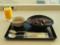 JALラウンジの朝食