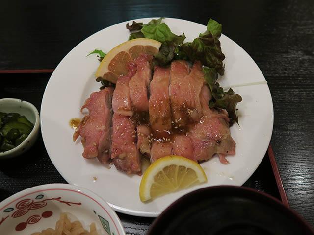 鶏柚子胡椒焼き定食, #2