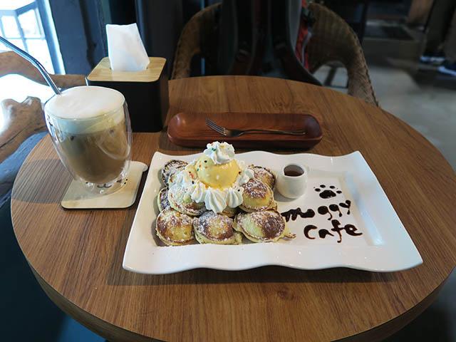 Moggy Cafe Pancake, #1