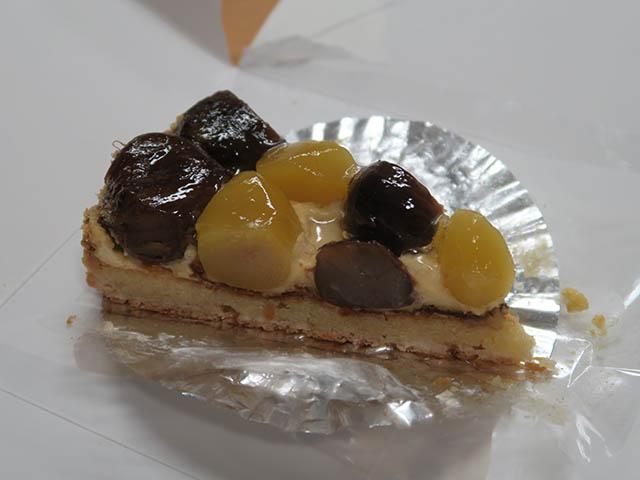ケーキハウス ショウタニ 栗のタルト