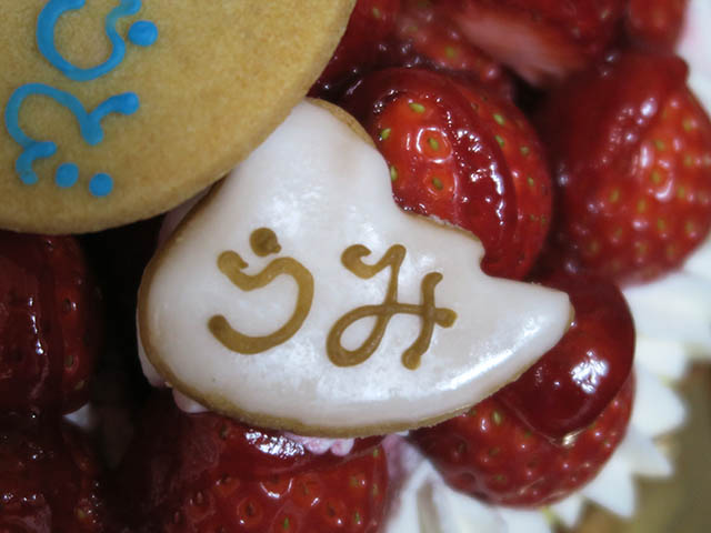 2019 Birthday Cake of Umi, Koyuki, Koumi & Hoshi, #05