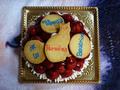 Cake for Beatrice, Elisabetta & Sora, #01