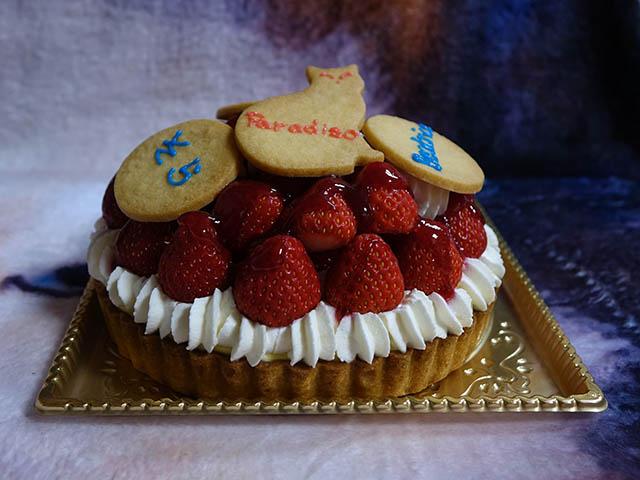 Cake for Beatrice, Elisabetta & Sora, #03
