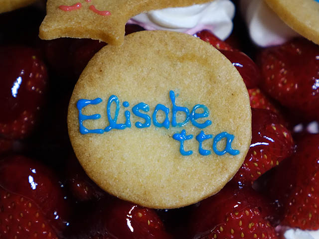 Cake for Beatrice, Elisabetta & Sora, #09