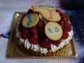 Cake for Beatrice, Elisabetta & Sora, #06