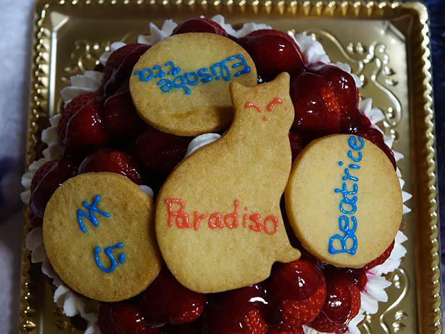 Cake for Beatrice, Elisabetta & Sora, #07