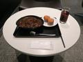 JALラウンジの朝食, #1