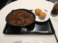 JALラウンジの朝食, #2