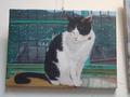 Cats Painting of Catwalk219, 小蝦蝦, #3285