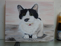 Cats Painting of Catwalk219, #3286