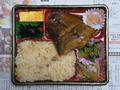 富惣 魚道楽 鯛めしとかれい煮付弁当