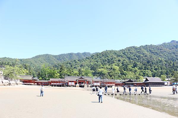 厳島神社 宮島