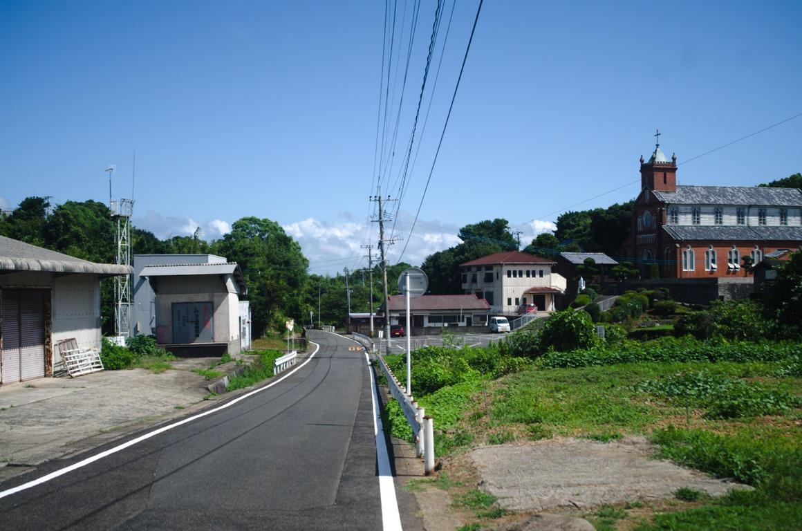 catholic kuroshima church
