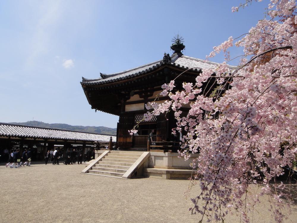 2017奈良法隆寺