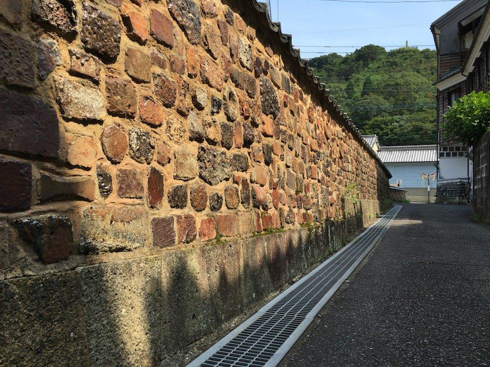 トンバイ塀