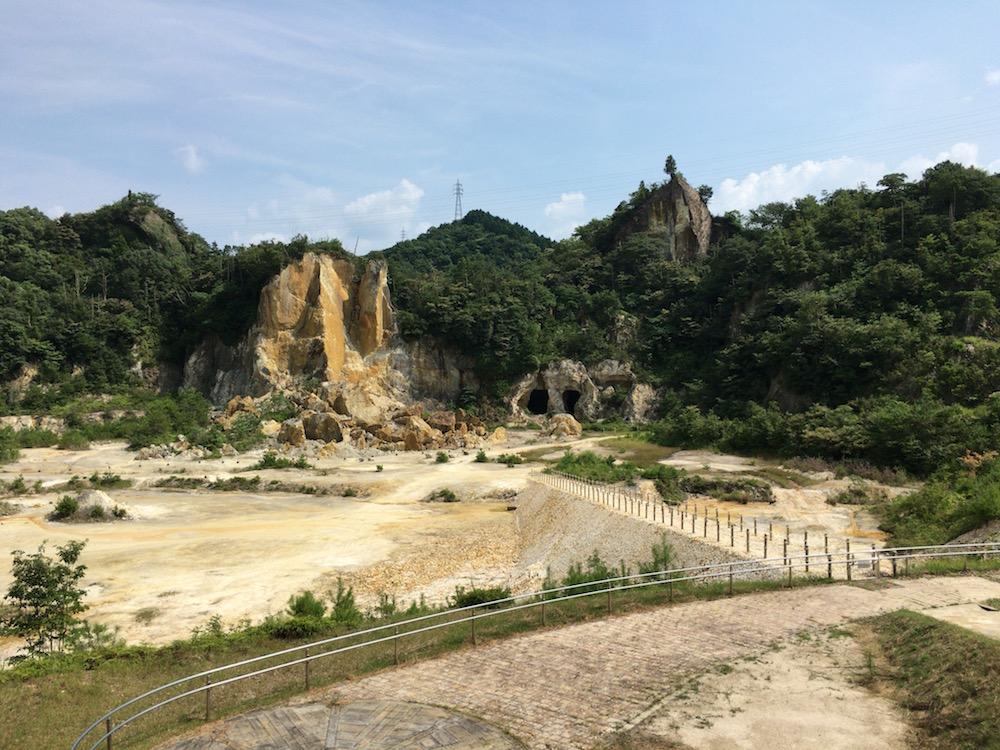 2016泉山磁石場