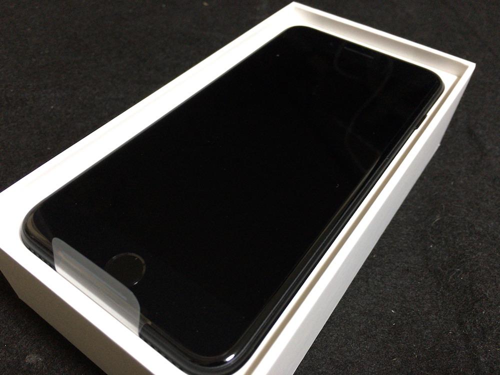 iPhone 7 Plus 32GB Black 佐賀