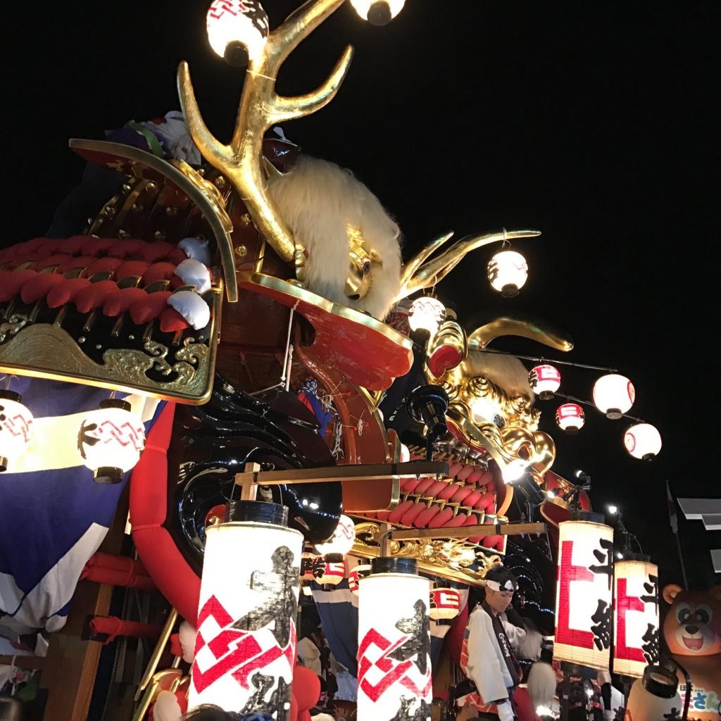 2016 唐津くんち宵山