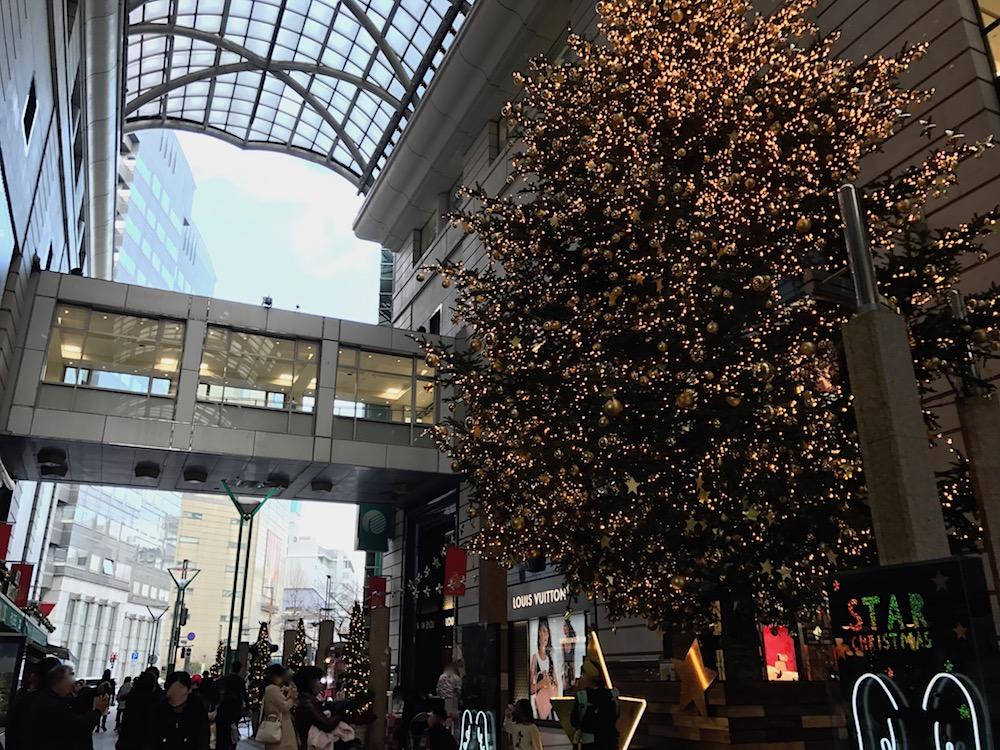 2016大丸福岡天神店エルガーラ・パサージュ広場