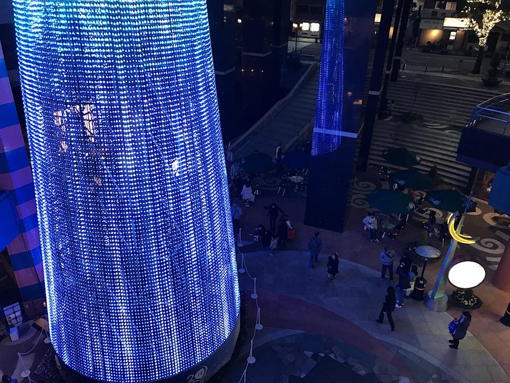 2016 キャナルシティー博多 光の塔