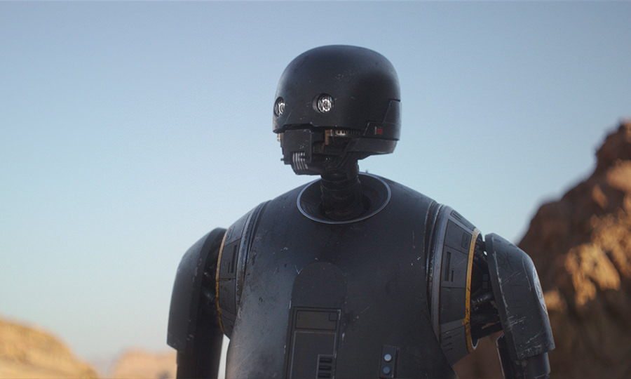 Rogue One: A Star Wars Story rooper