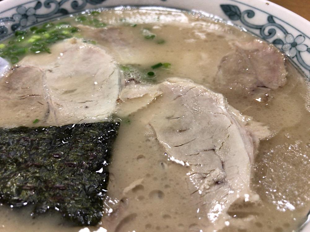2017 幸陽閣 ラーメン