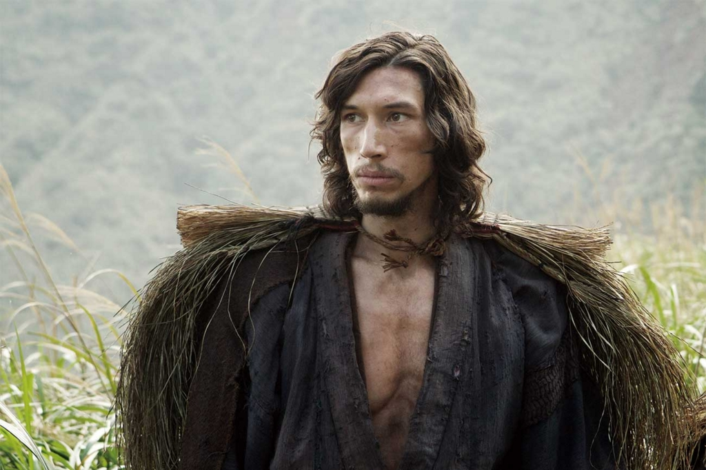 Adam Driver as Father Francisco Garupe