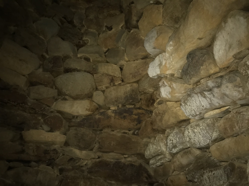 小島古墳 横穴式石室