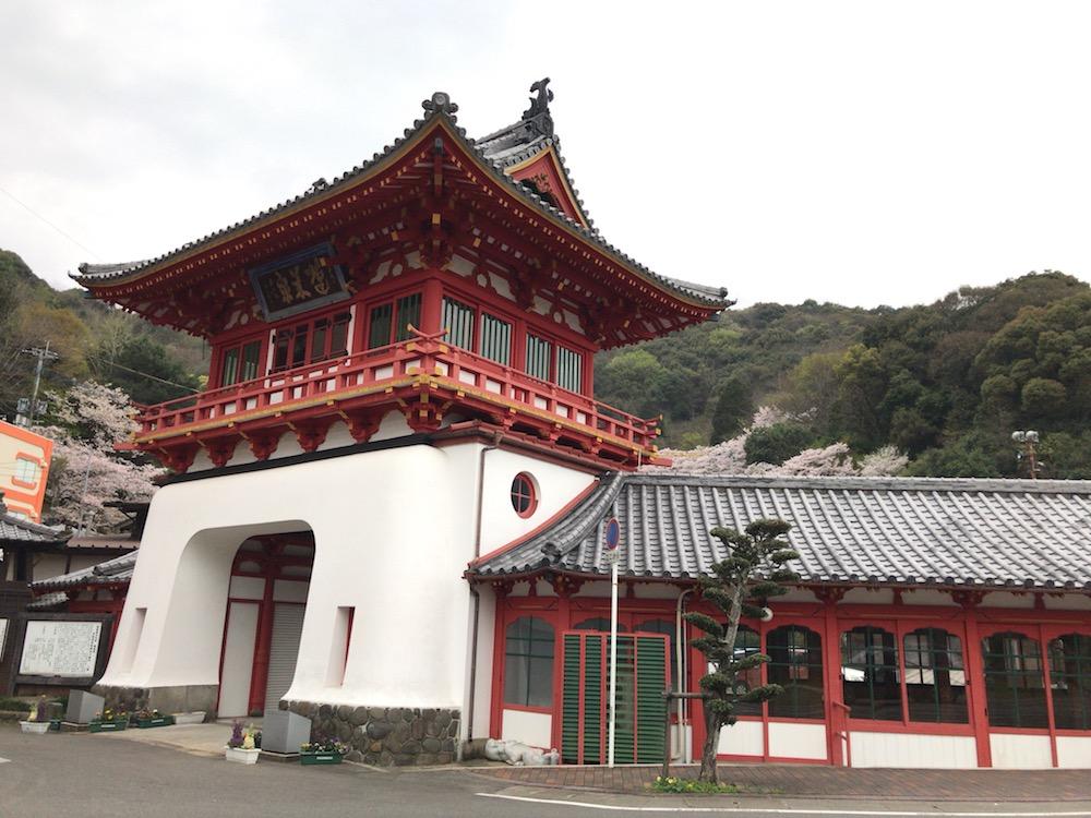2017 武雄温泉楼門
