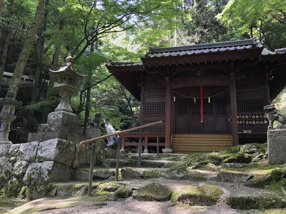 後鳥羽神社 本殿