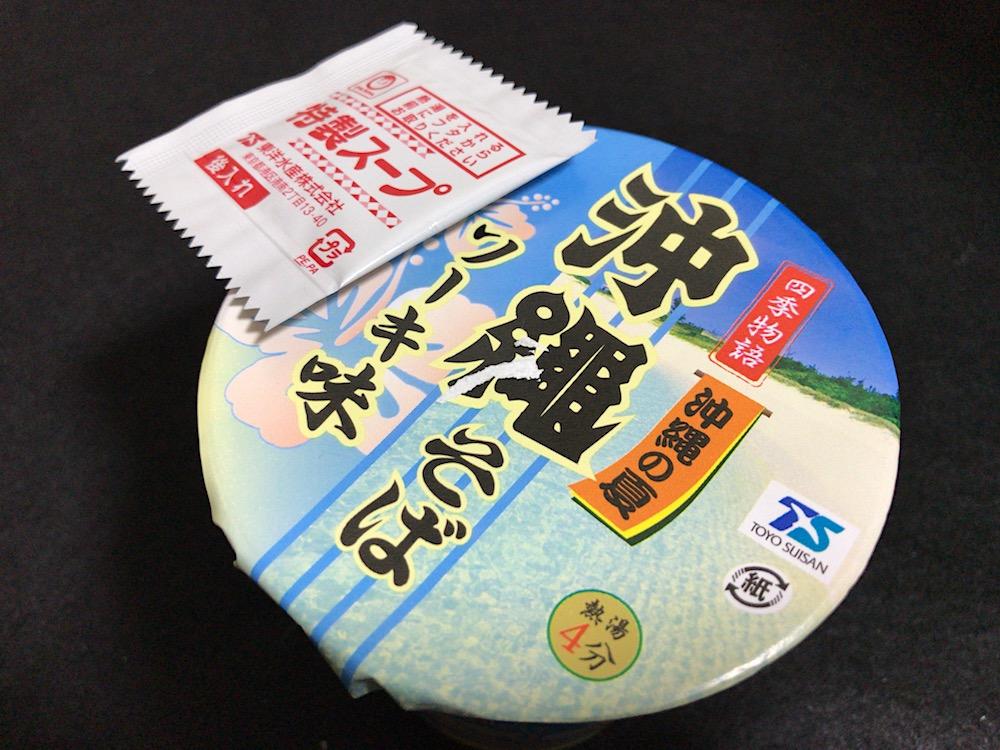 マルちゃん四季物語 夏 沖縄そば ソーキ味