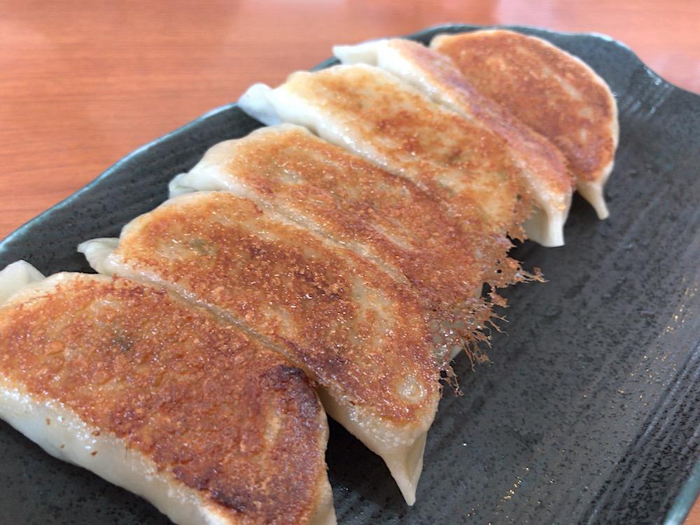 中華料理 萬福 焼き餃子