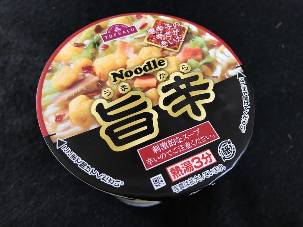 トップバリュ Noodle 旨辛