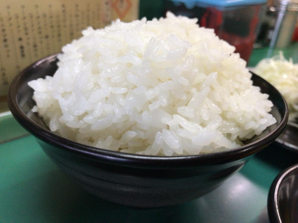 うどんの佐賀県 ご飯