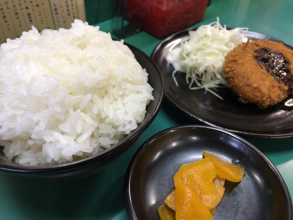 うどんの佐賀県 ラーメンセット