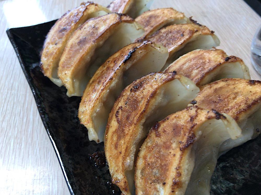 餃子菜館 焼き餃子