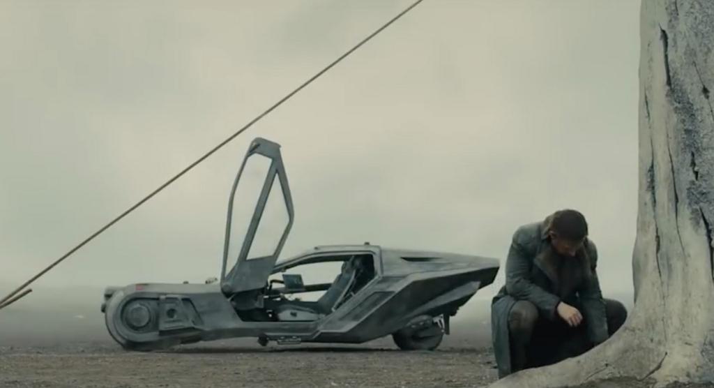 Blade Runner 2049 Light and darkness