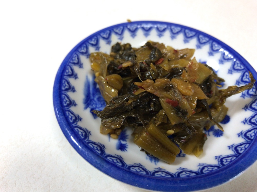 ビック・ワン 辛子高菜