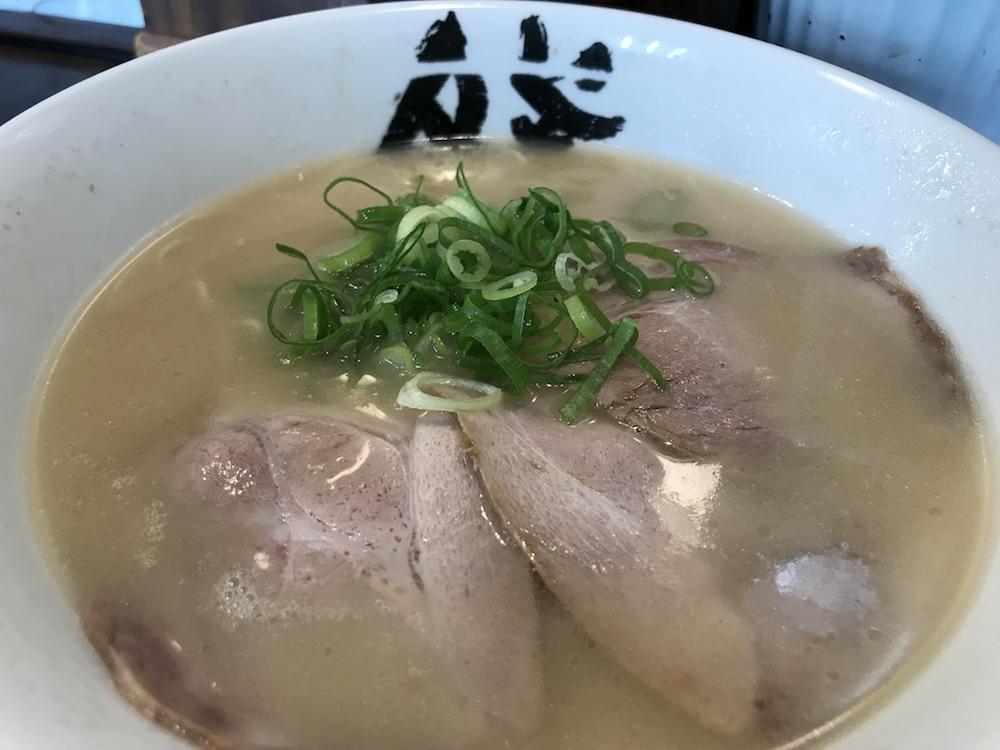 博多ラーメン膳 鳥栖店 おいしいラーメン
