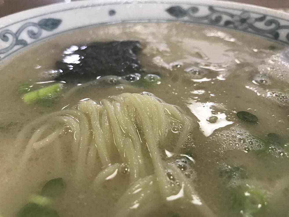 2018.9幸陽閣 ラーメン
