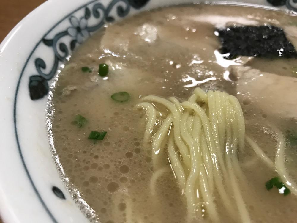 幸陽閣 麺