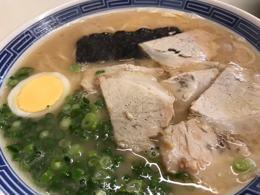 沖食堂 ラーメン500円